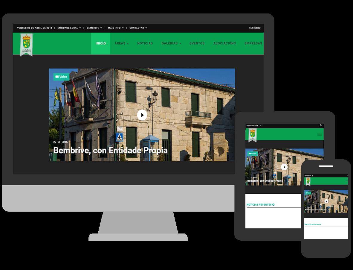 Nuevo Sitio Web De Bembrive