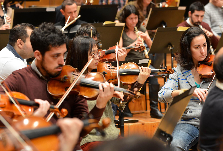 Curso Avanzado De Especialización Orquestal (CAEO)