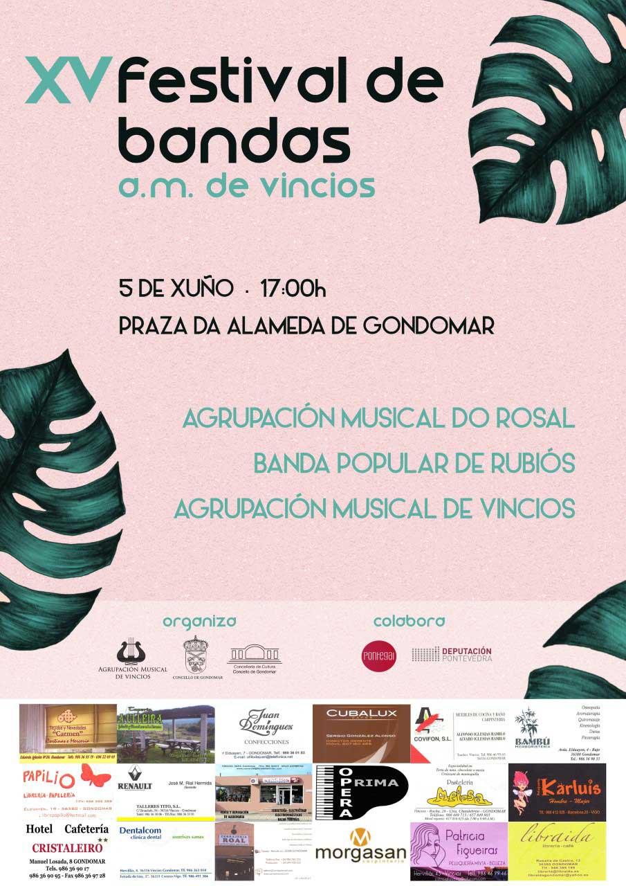 Festival De Bandas Vincios