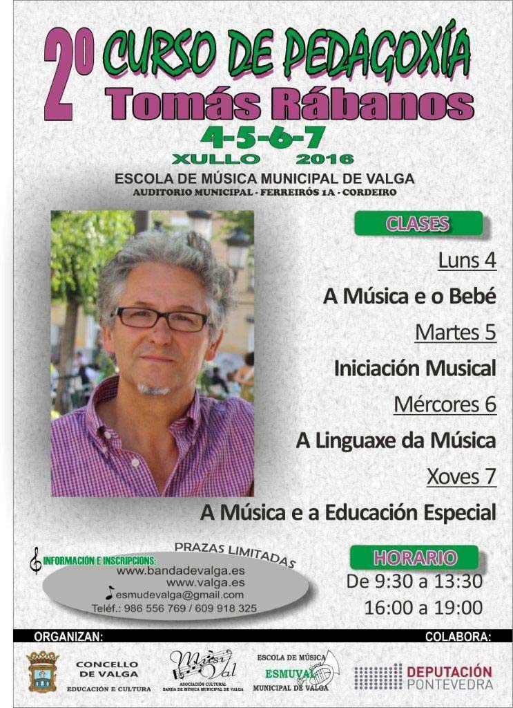 II Curso De Pedagogía Musical De Valga