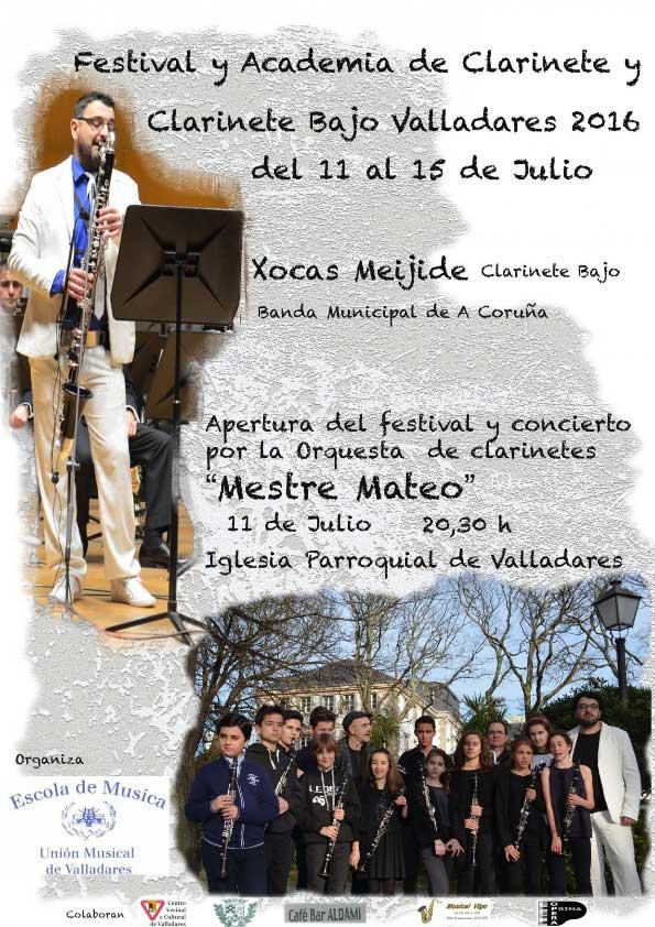 Academia De Clarinete Valladares 2016