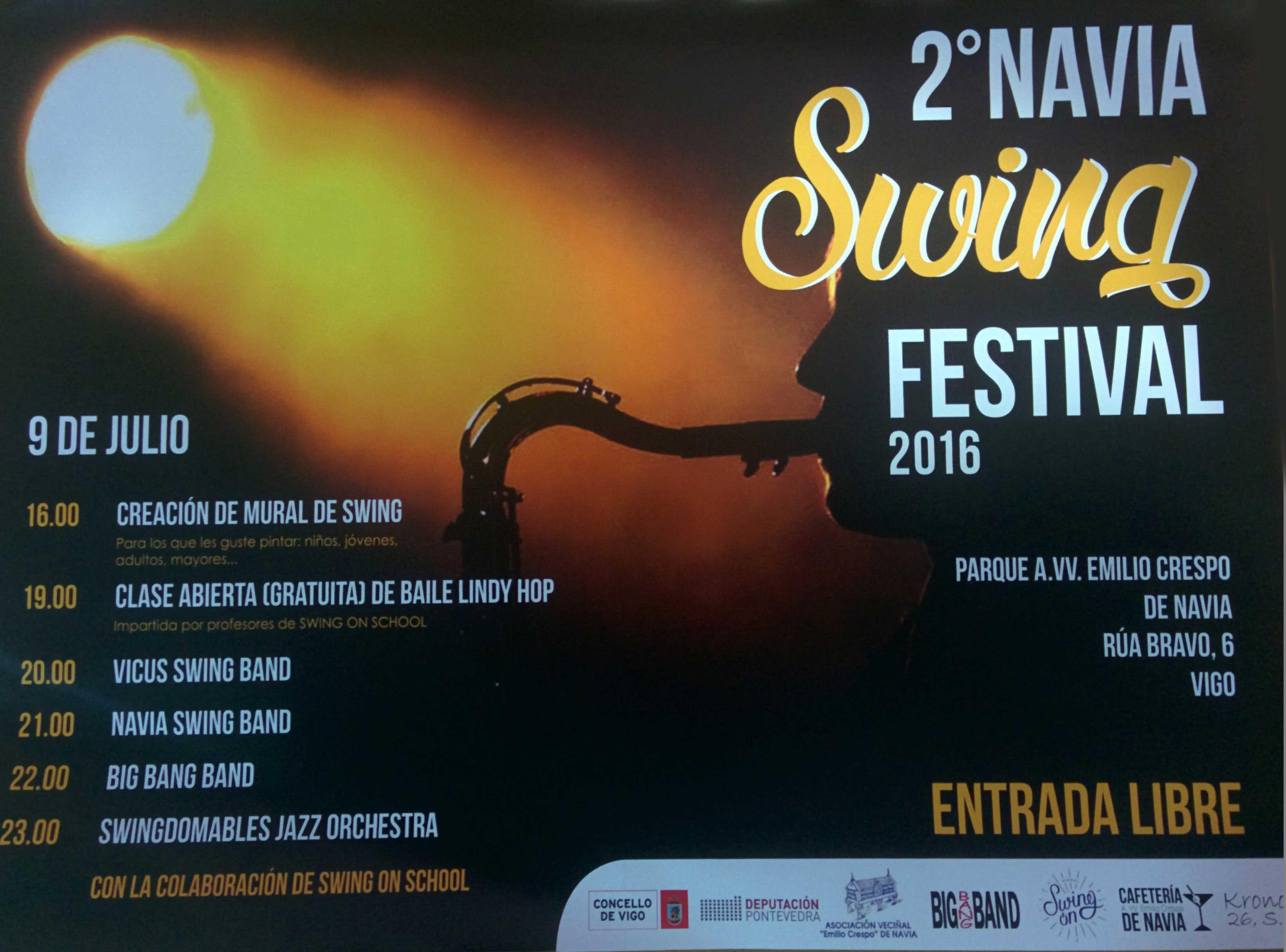 II Navia Swing Festival 2016