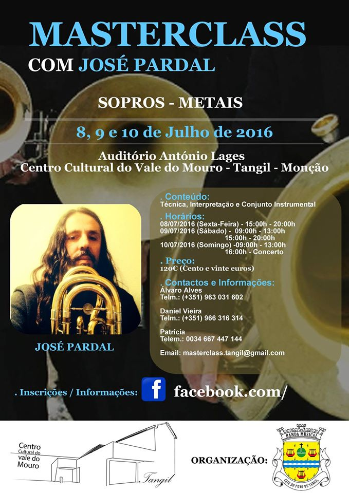 Masterclass Con José Pardal