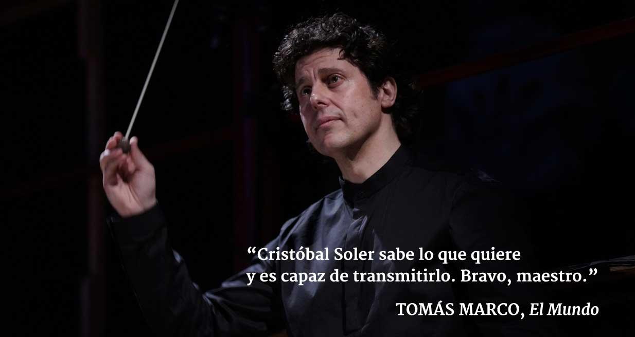 Curso Dirección Cristóbal Soler (Asturias)