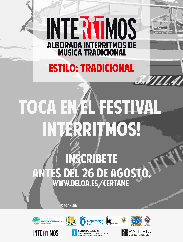 "Concurso ""ALBORADA INTERRITMOS DE MÚSICA TRADICIONAL"""