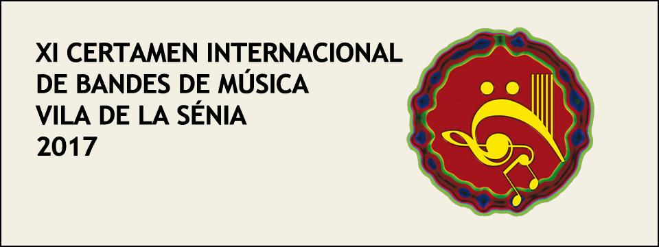 XI Certamen Internacional De Bandas De Música Villa De La Sénia