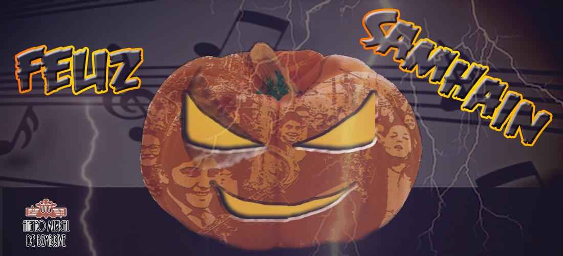 Feliz Samhain