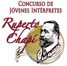 Concurso De Jóvenes Intérpretes Ruperto Chapí 2017