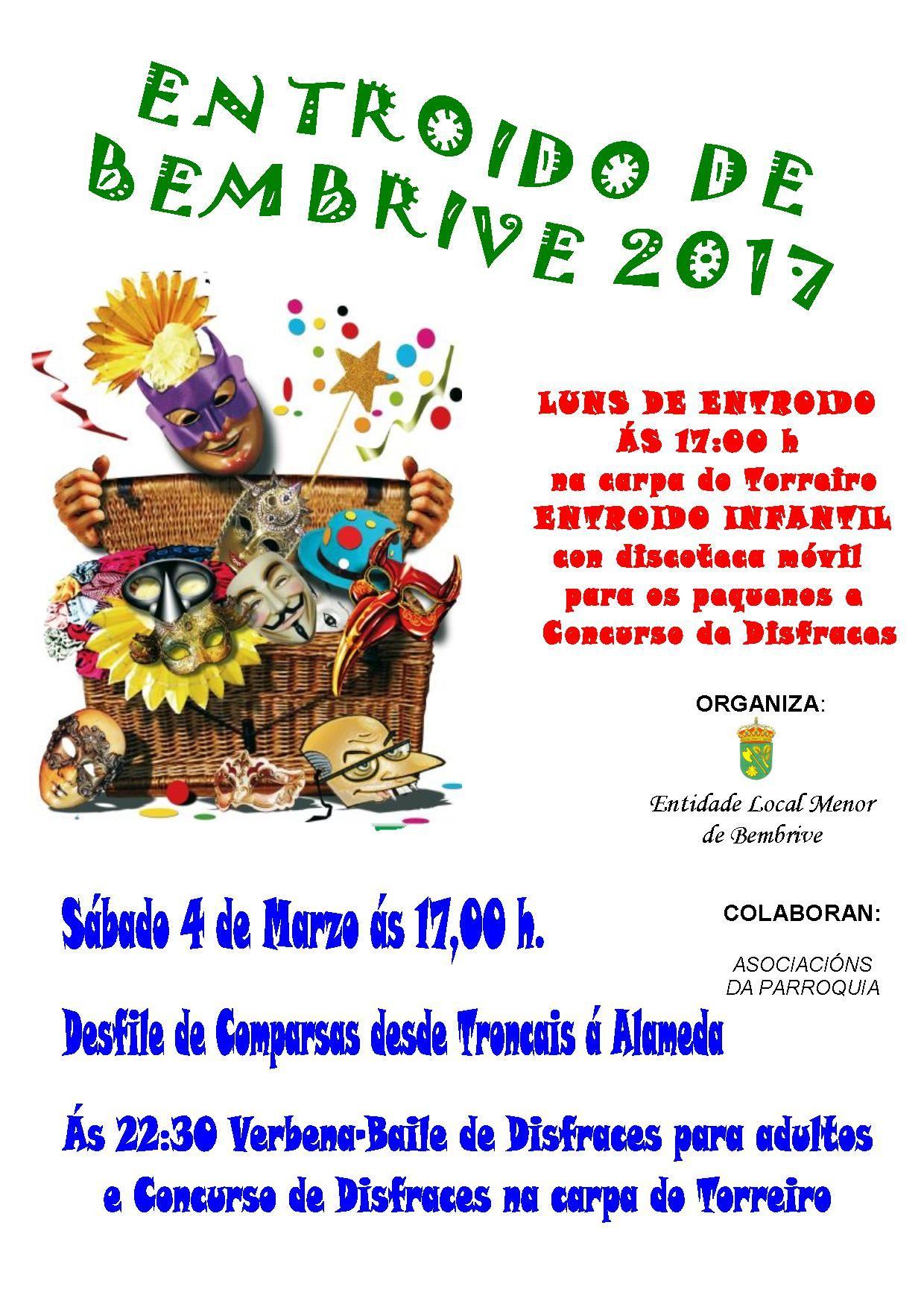 Programa Carnaval Bembrive 2017