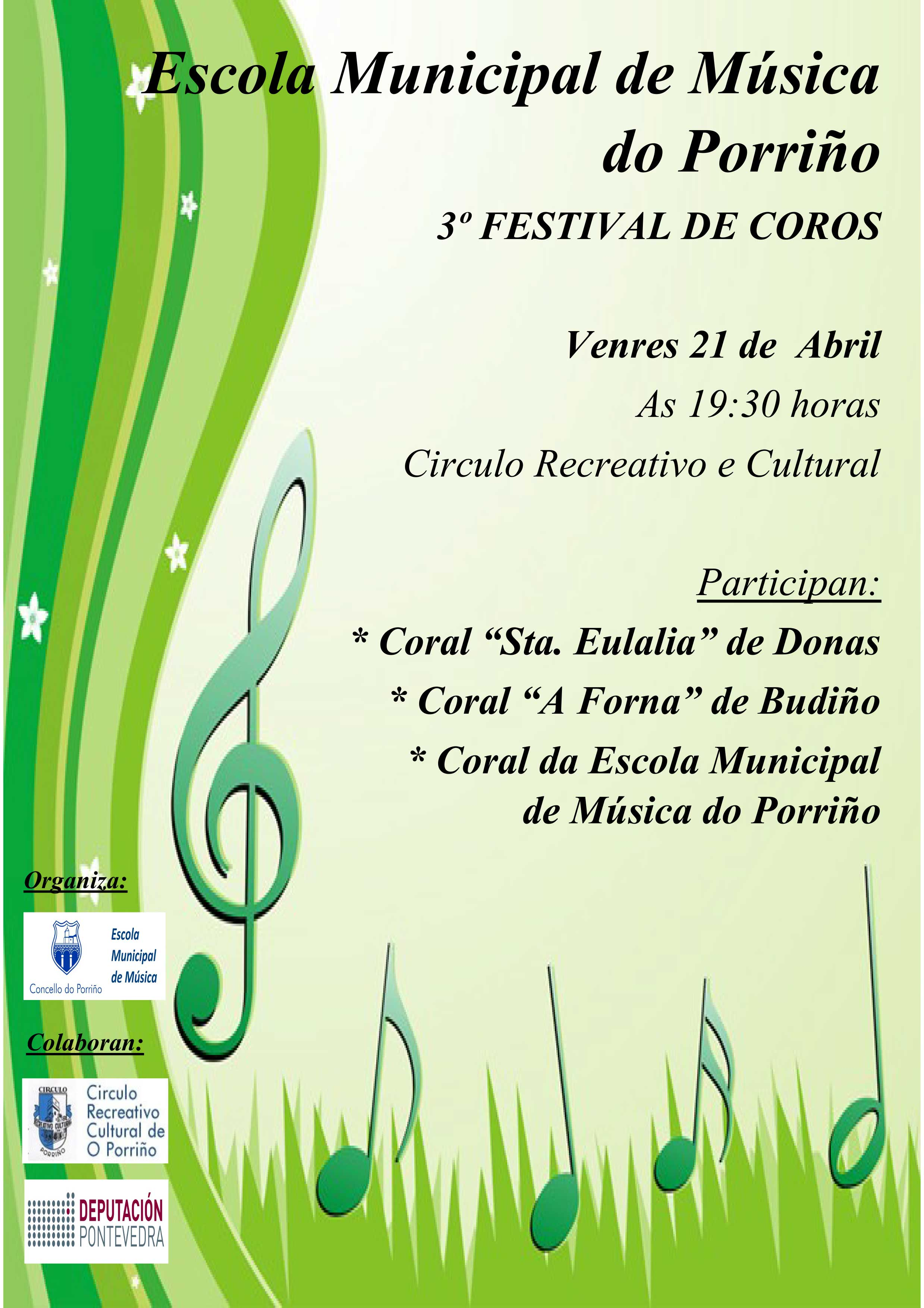 III Festival De Coros De Porriño
