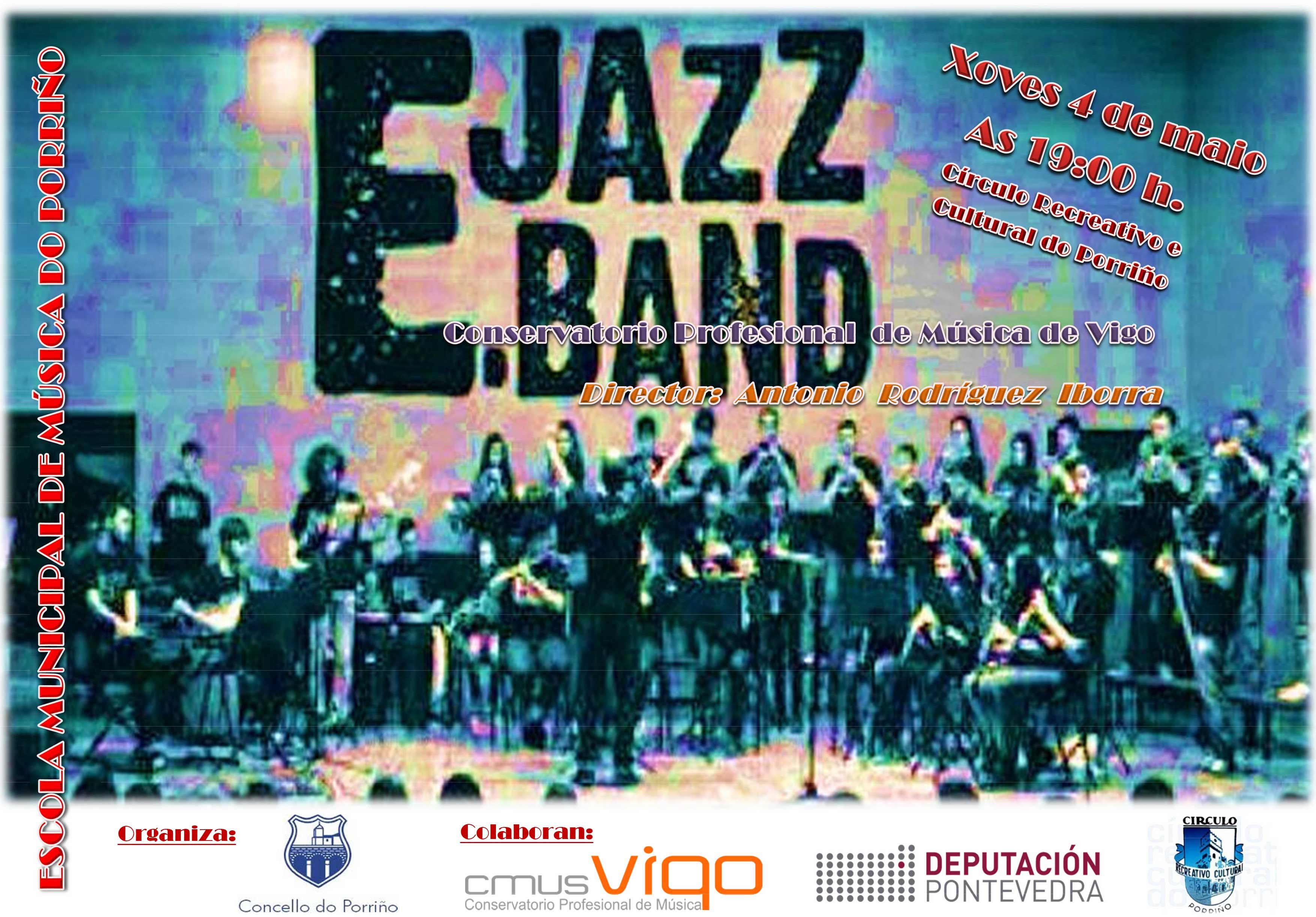 E. Jazz Band Cmus Vigo