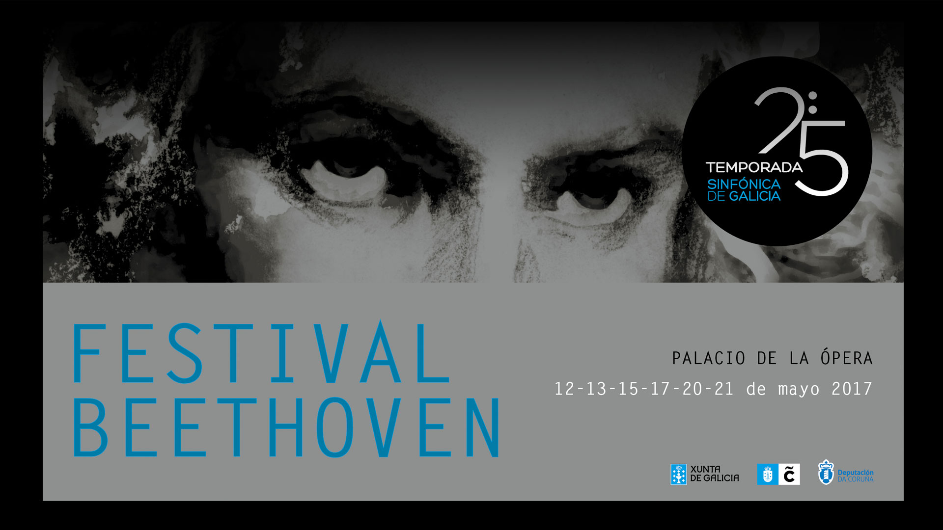 Festival Beethoven Sinfonica De Galicia
