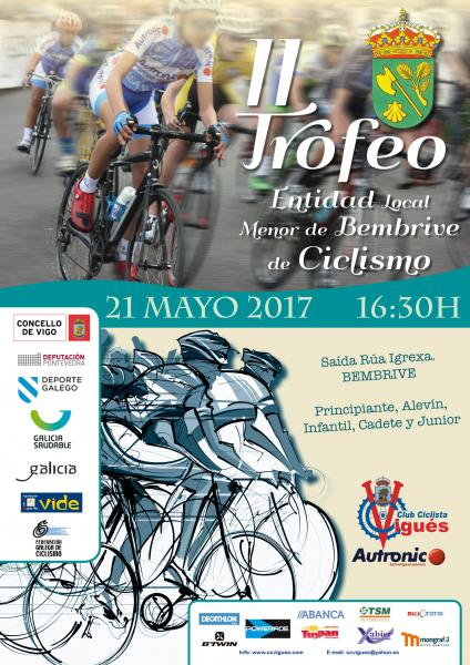 II Trofeo Entidad Local Menor De Bembrive De Ciclismo