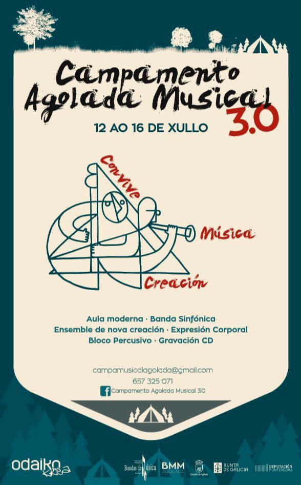 Campamento Agolada Musical 3.0