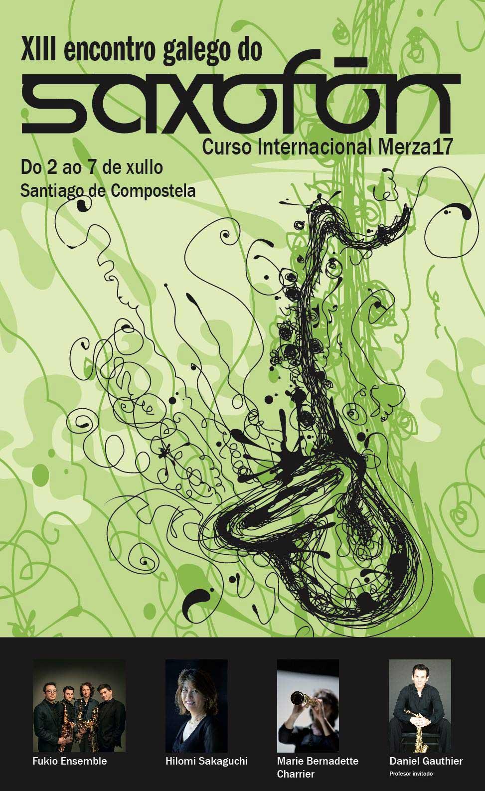 XIII Encontro Galego Do Saxofón