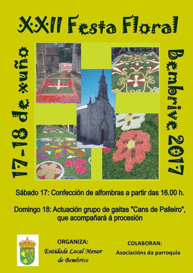 XXII Festa Floral 2017