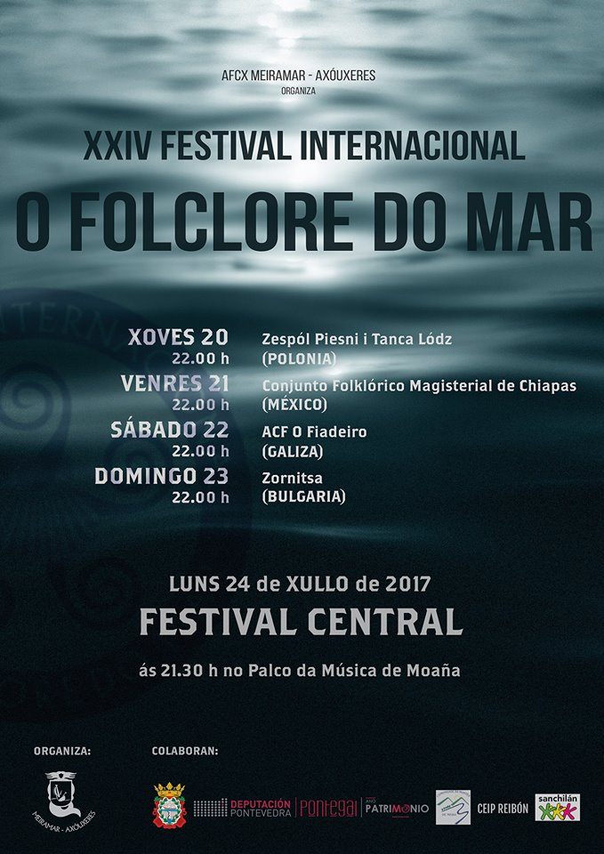 "XXIV Festival Internacional ""O Folclore Do Mar"""