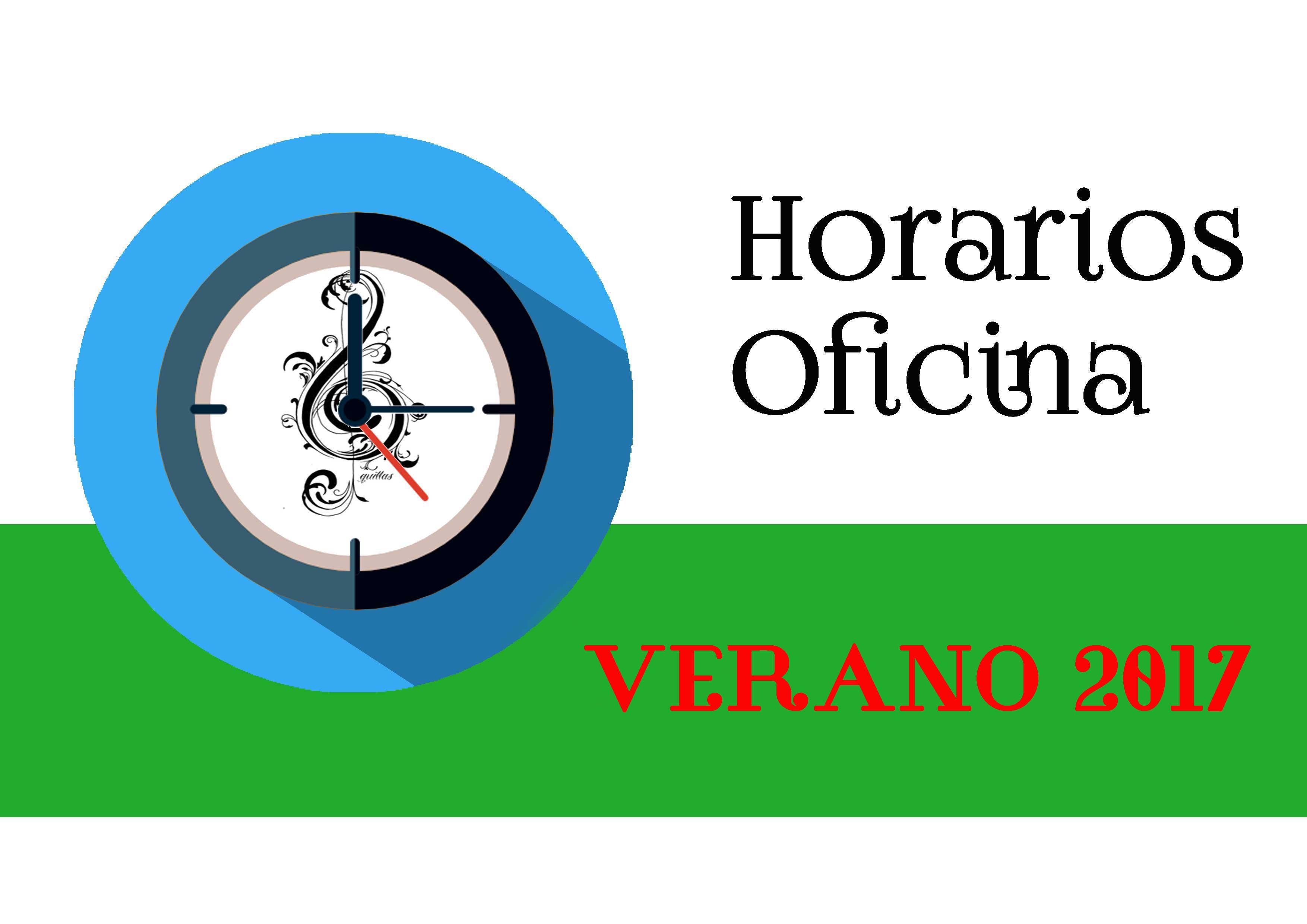 Horarios oficina verano 2017 ateneo musical de bembrive for Horario oficina adeslas