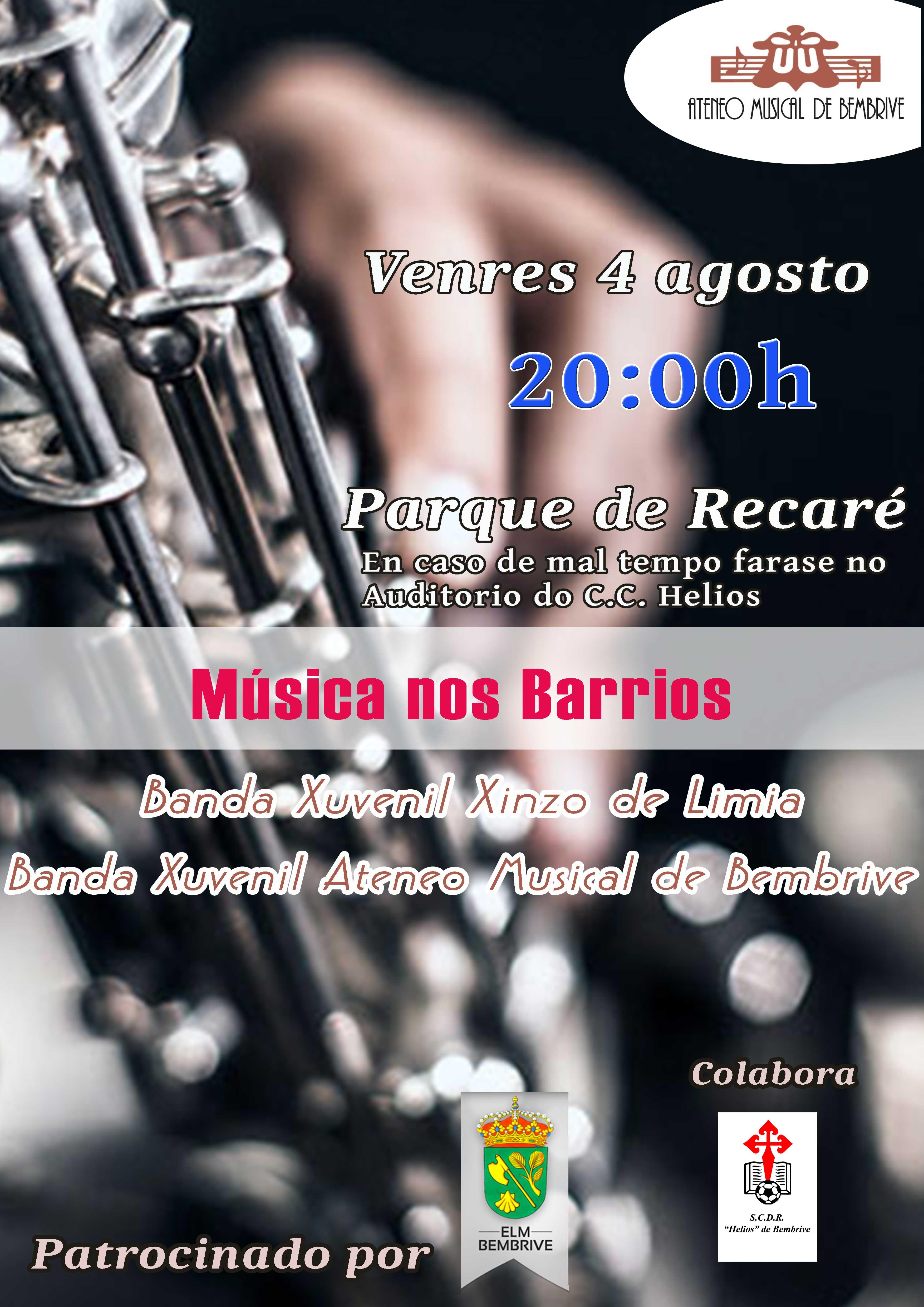 Musica Nos Barrios Recaré