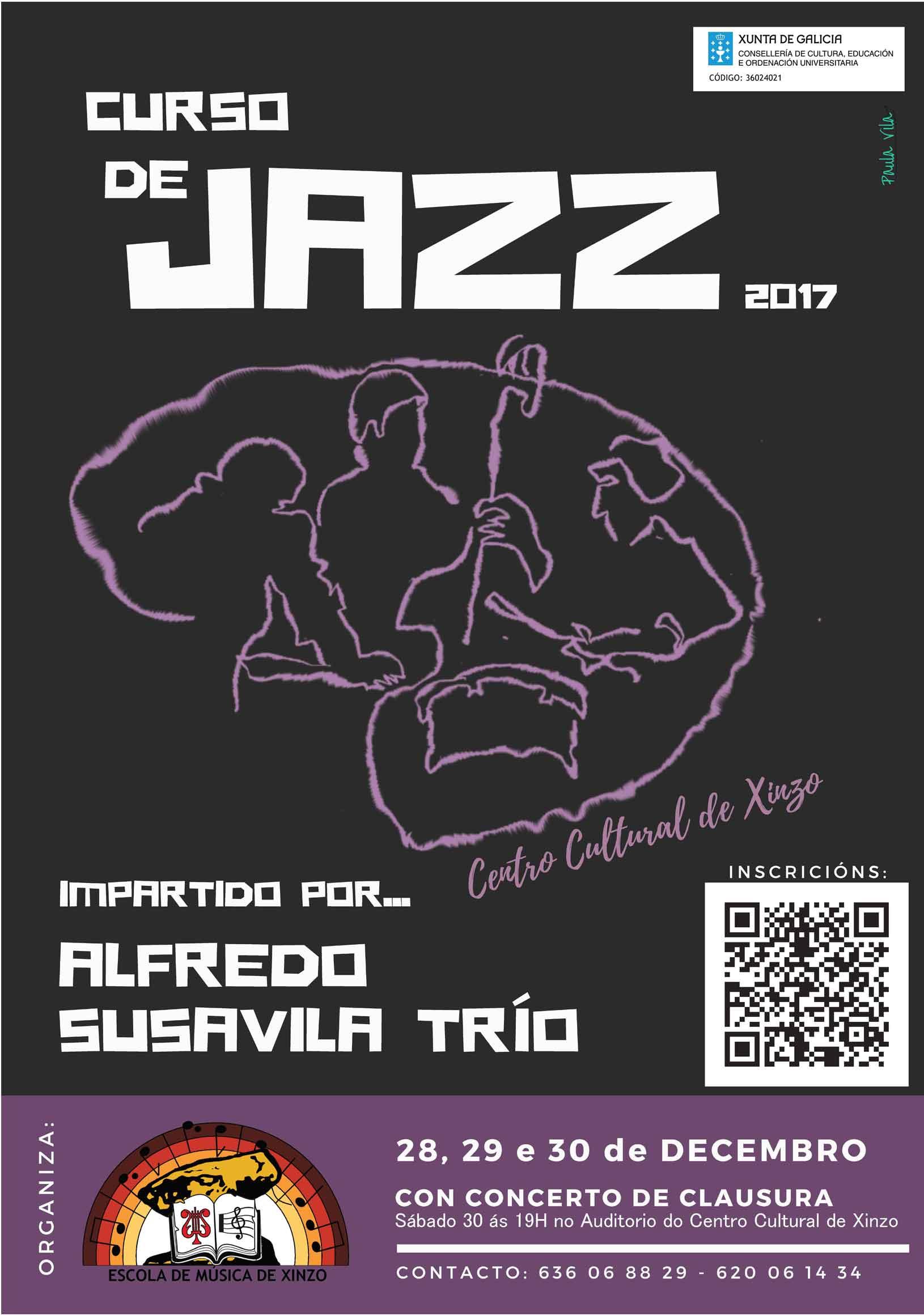 Curso De Jazz Con Alfredo Susavila Trío