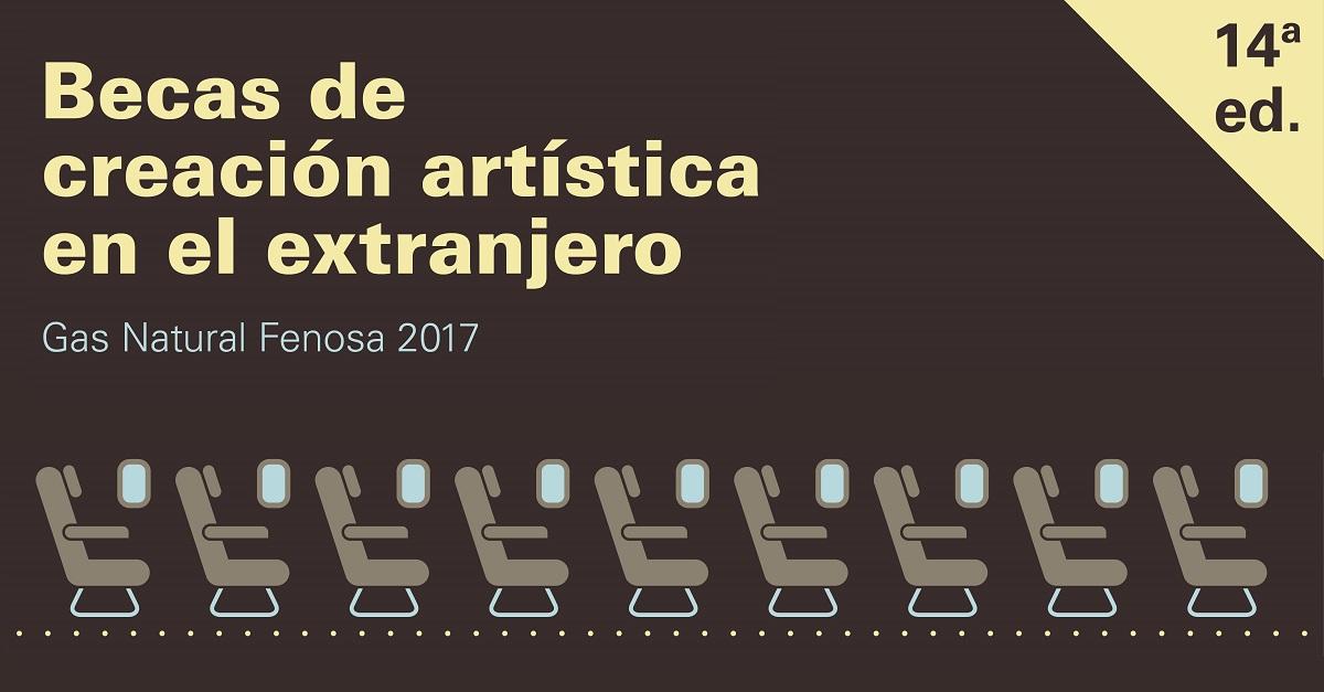 Becas De Creación Artística 2017