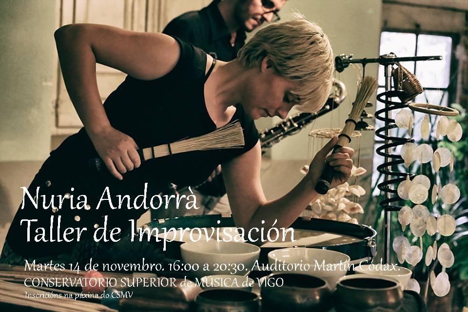 Taller De Improvisación – Nuria Andorrà