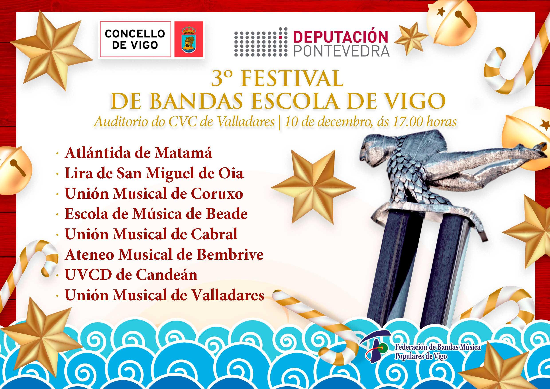 3er Festival De Bandas Escola De Vigo