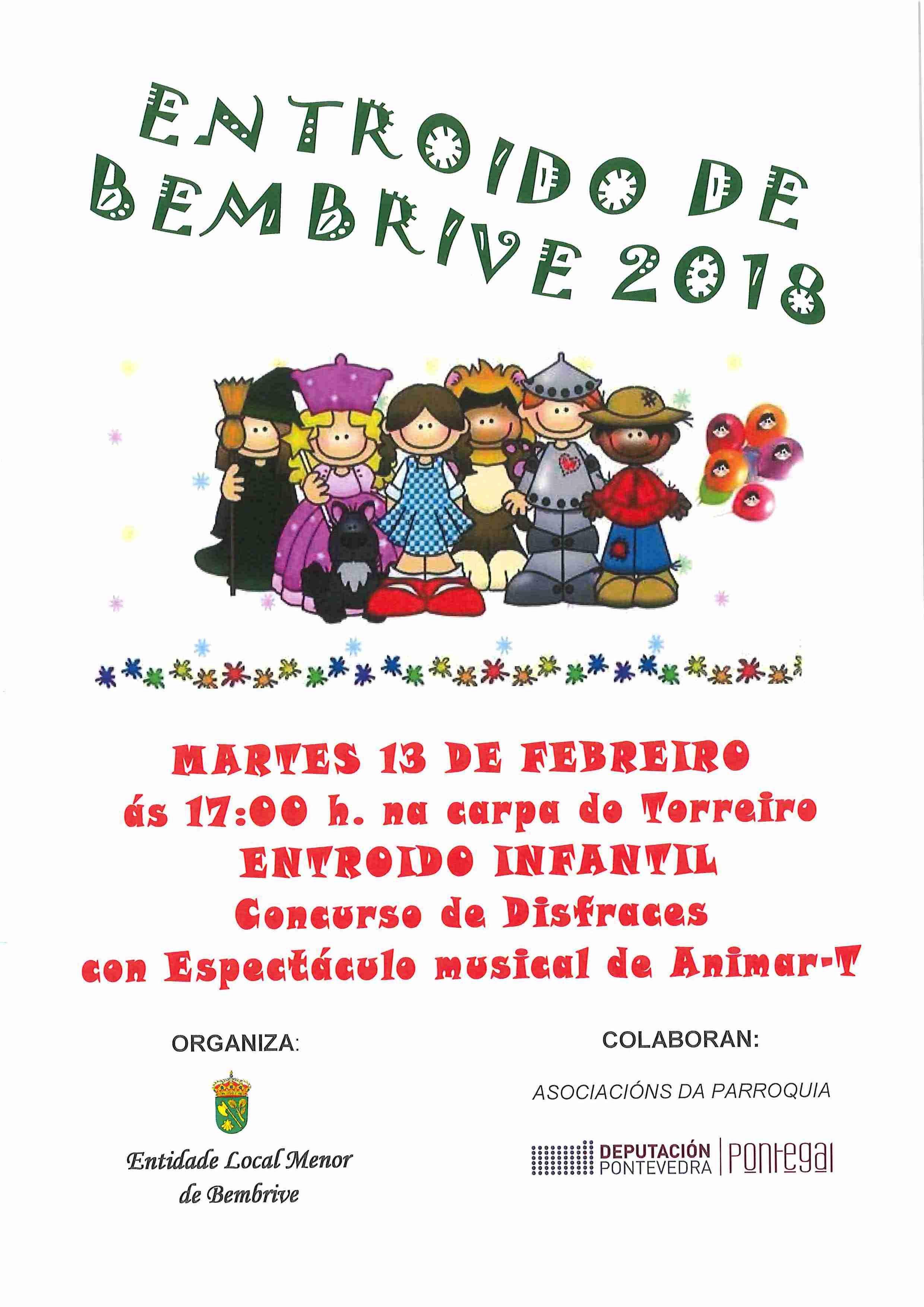 Carnaval 2018. Concurso De Disfraces Infantiles