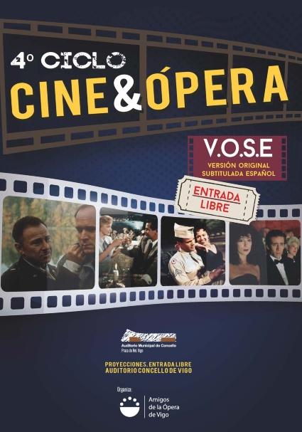 4º CICLO CINE & ÓPERA (V.O.S.E.)