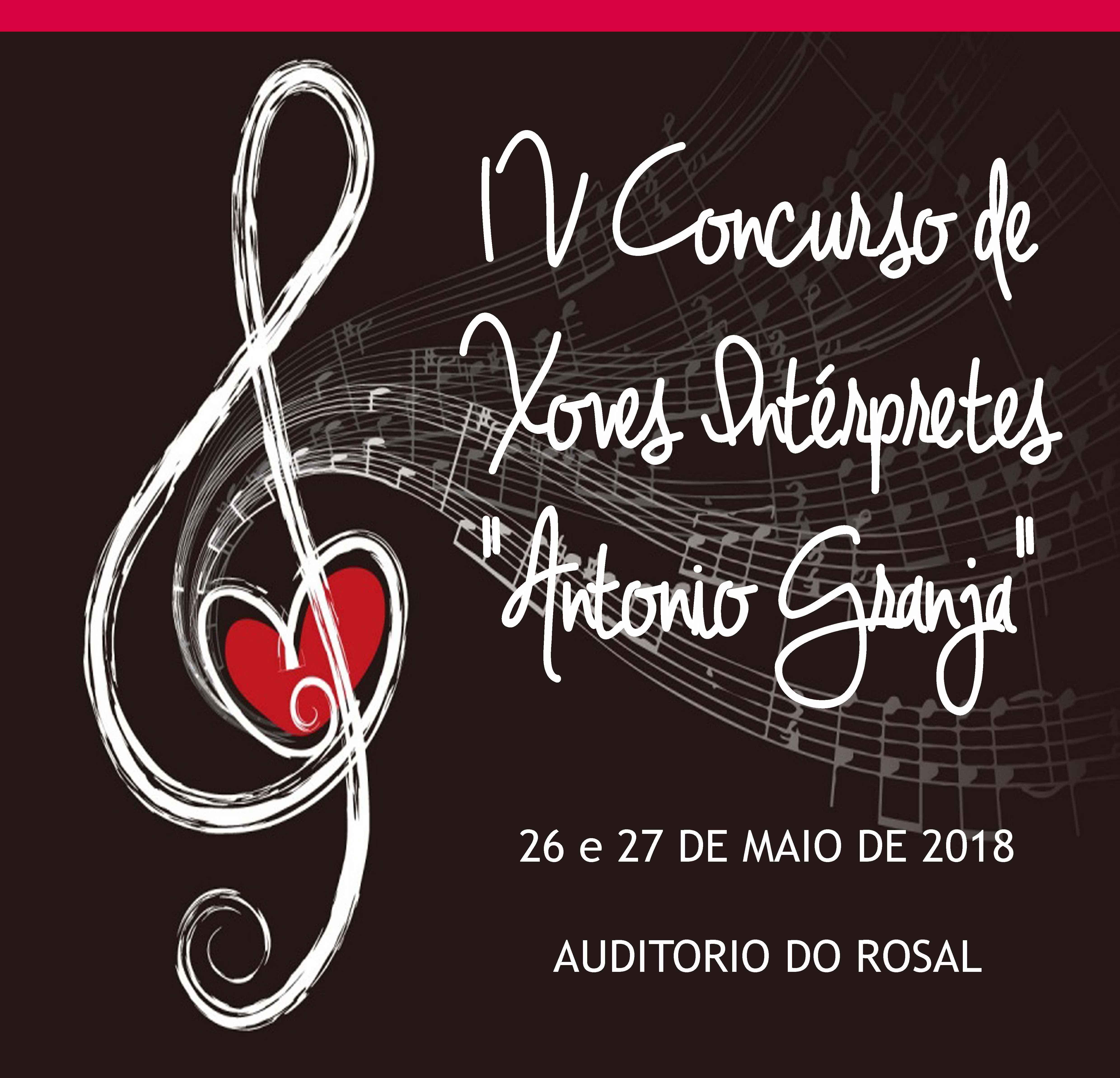 """IV Concurso De Xoves Intérpretes """"Antonio Granja"""""""