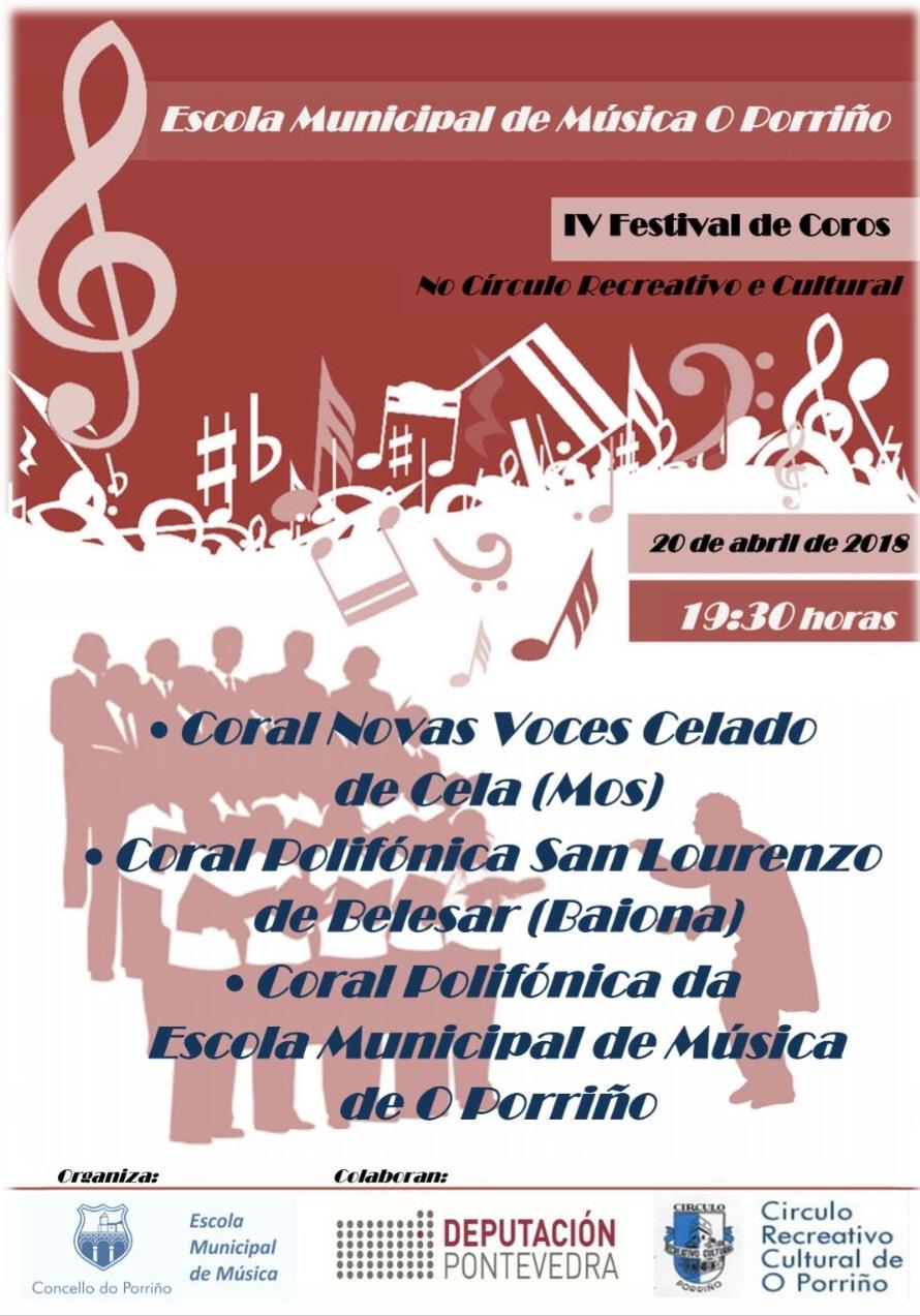 IV Festival Coros Porrino