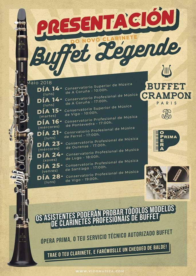 Presentacion Buffet Legende
