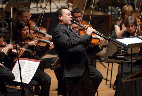 Juan Ferrer Clarinet