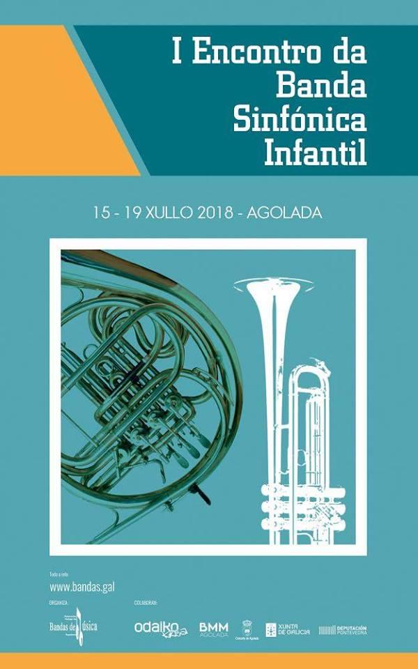 I Encontro Da Banda Sinfónica Infantil Galega