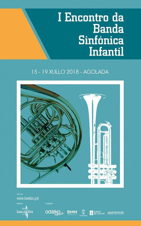I Encuentro Banda Sinfónica Infantil Galega 2018