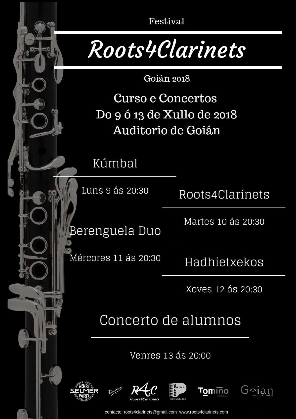 II Curso De Clarinete Roost4clarinetes