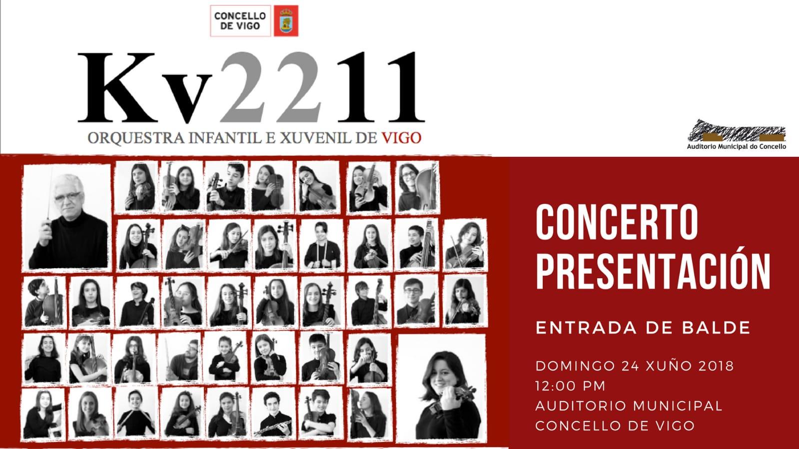 Presentación Orquesta Kv2211