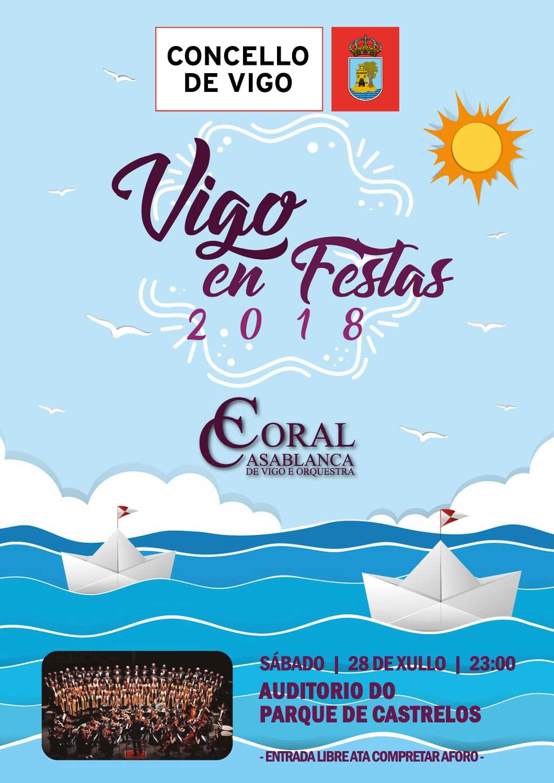 Coral Casablanca Castrelos 2018