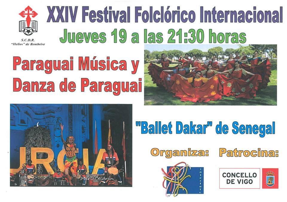 XXIV Festival Folclórico Internacional