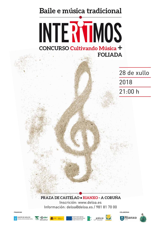 II Festival Interritmos: Baile E Música Tradicional