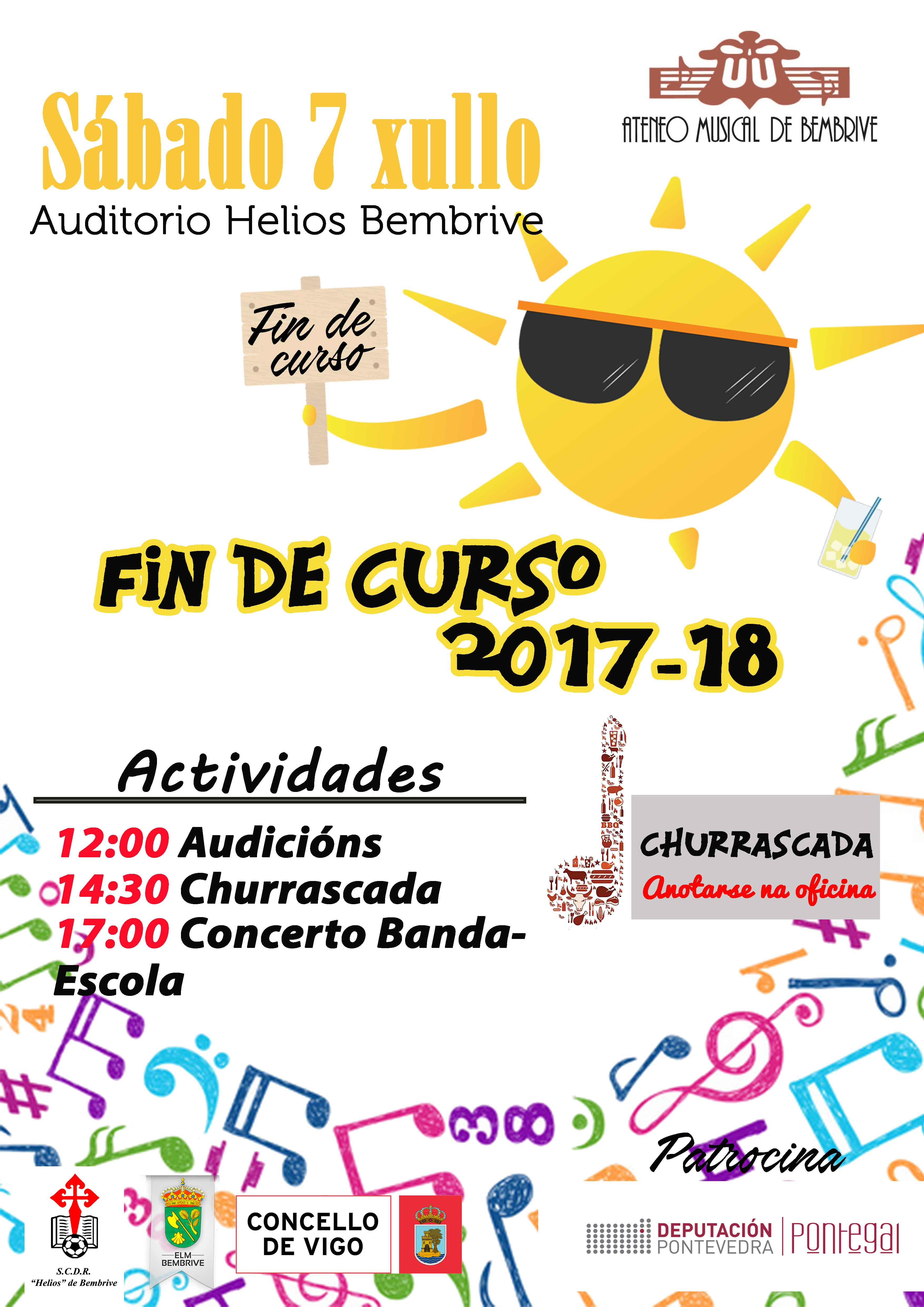 Fin De Curso 2017 2018