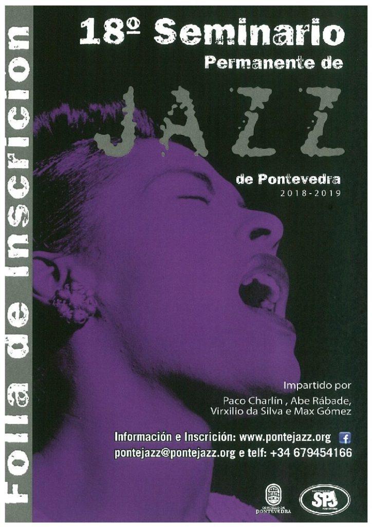 18 Seminario Jazz Pontevedra