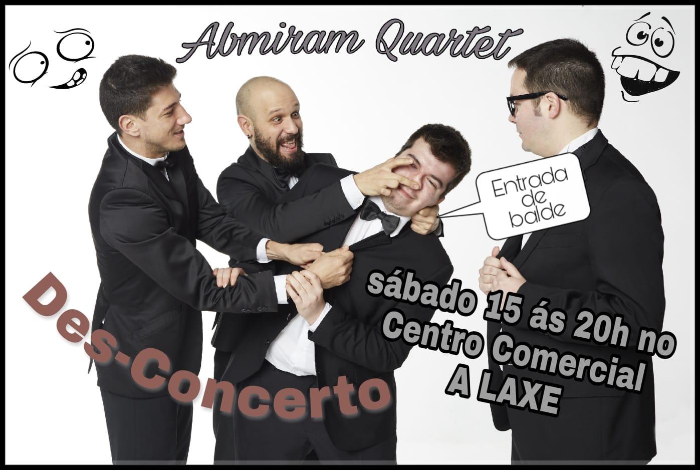 Abmiram Quartet En A Laxe