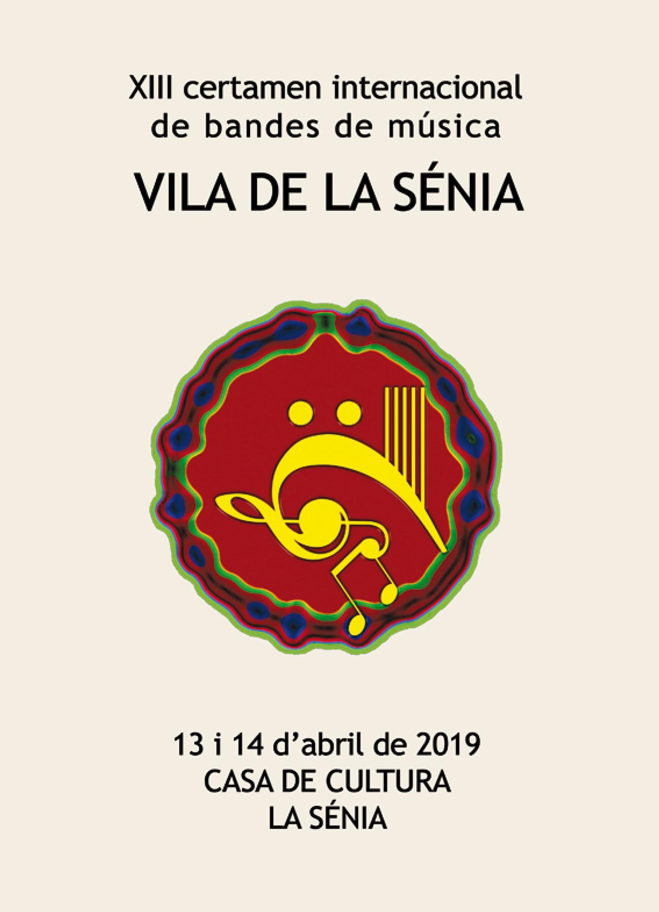 XIII Certamen Internacional Vila De La Sénia