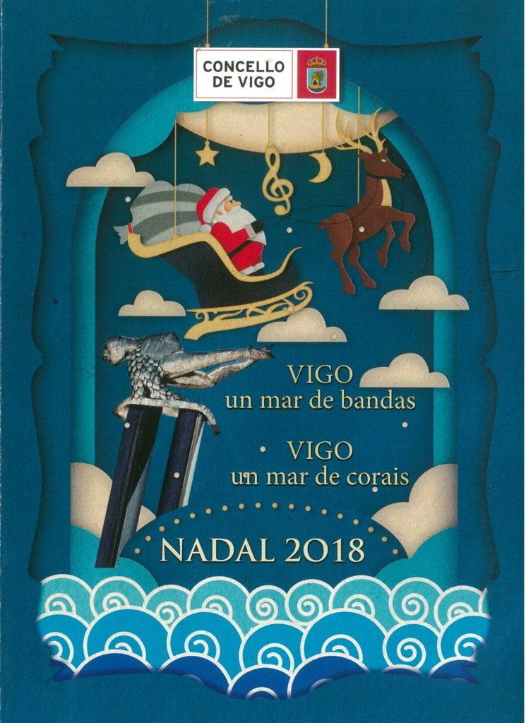 Vigo Un Mar De Bandas Nadal 2018