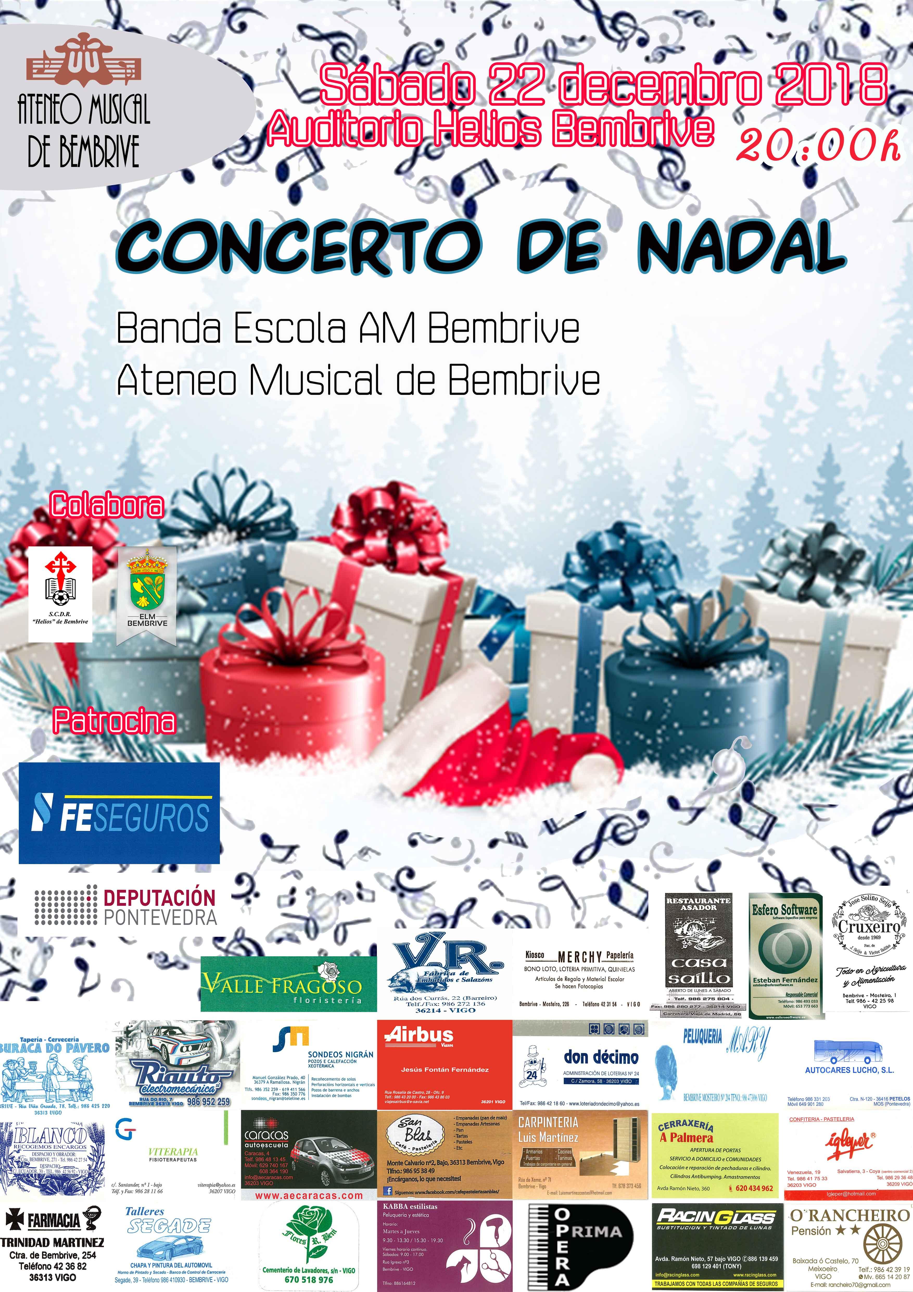 Concierto Navidad 2018