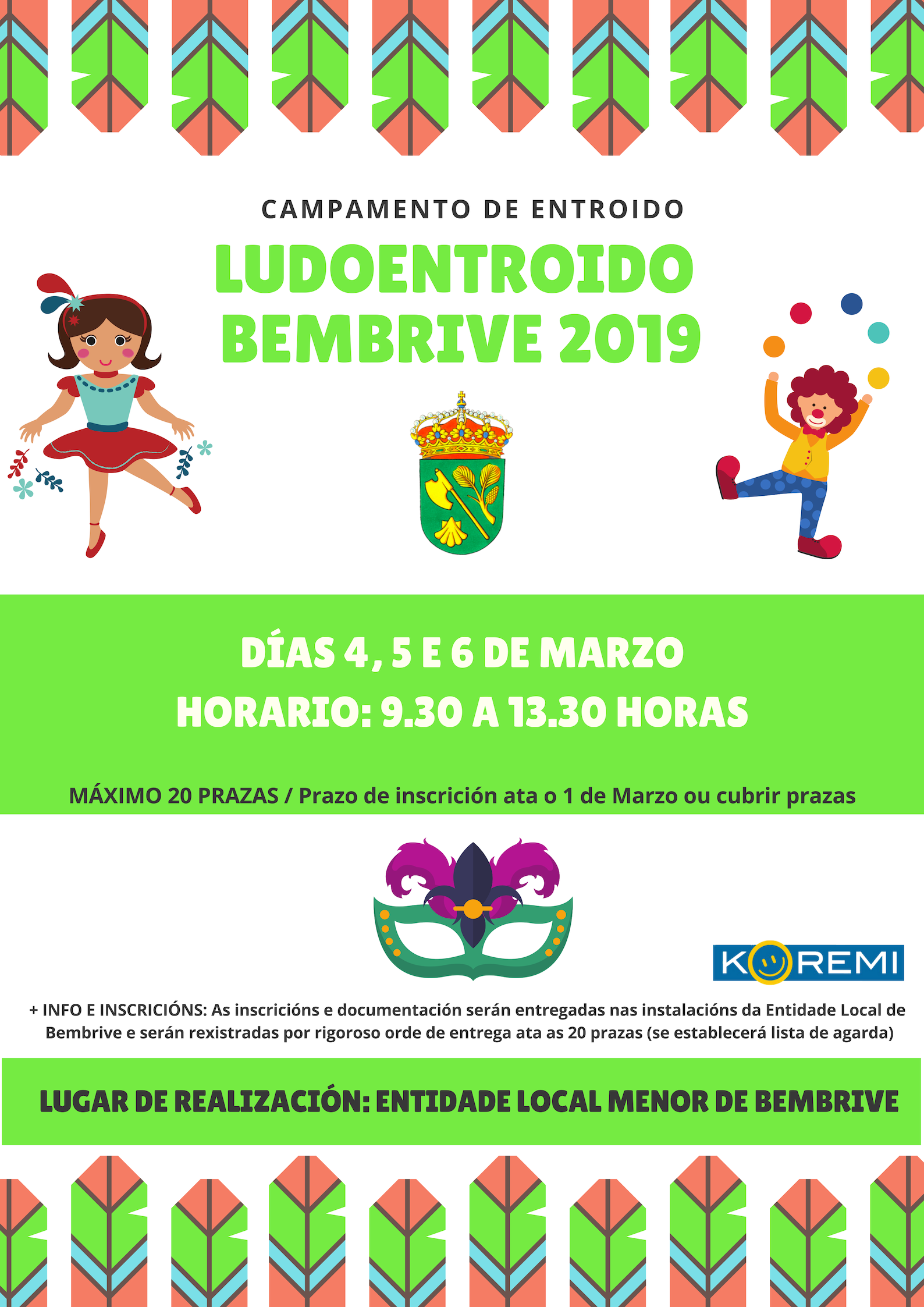 LudoEntroido Bembrive 2019