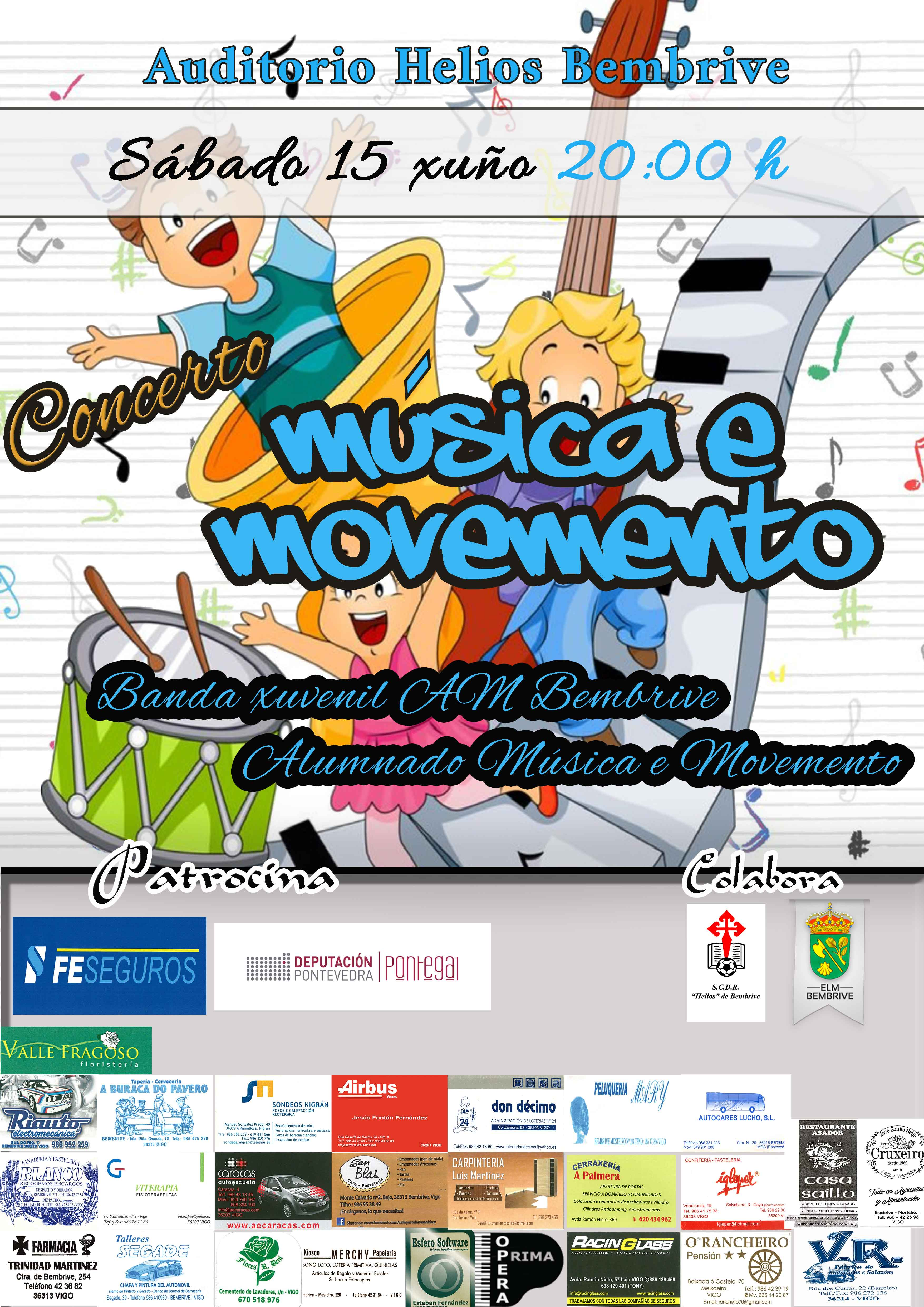 Música E Movemento 2019