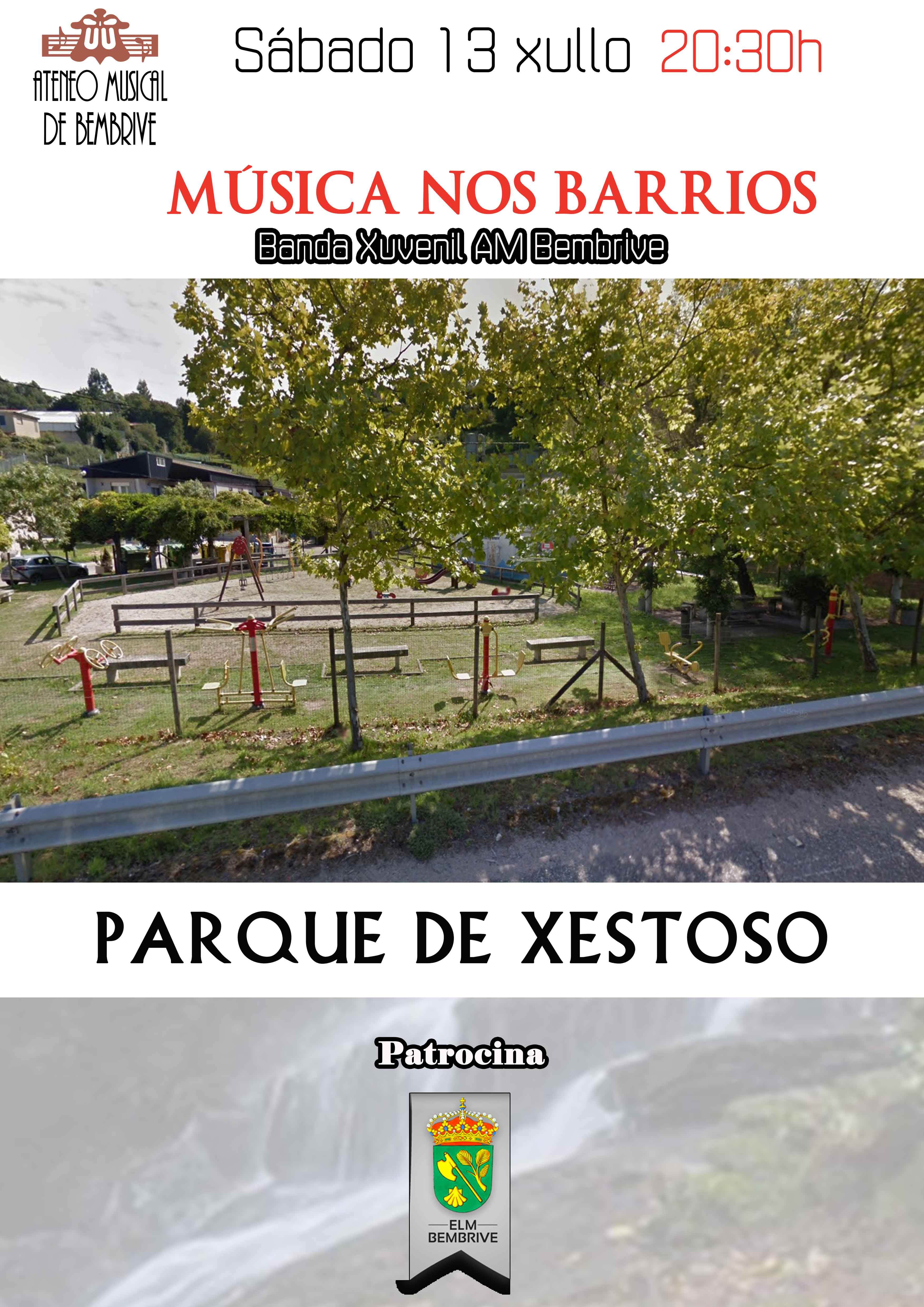 Música Nos Barrios- Xestoso