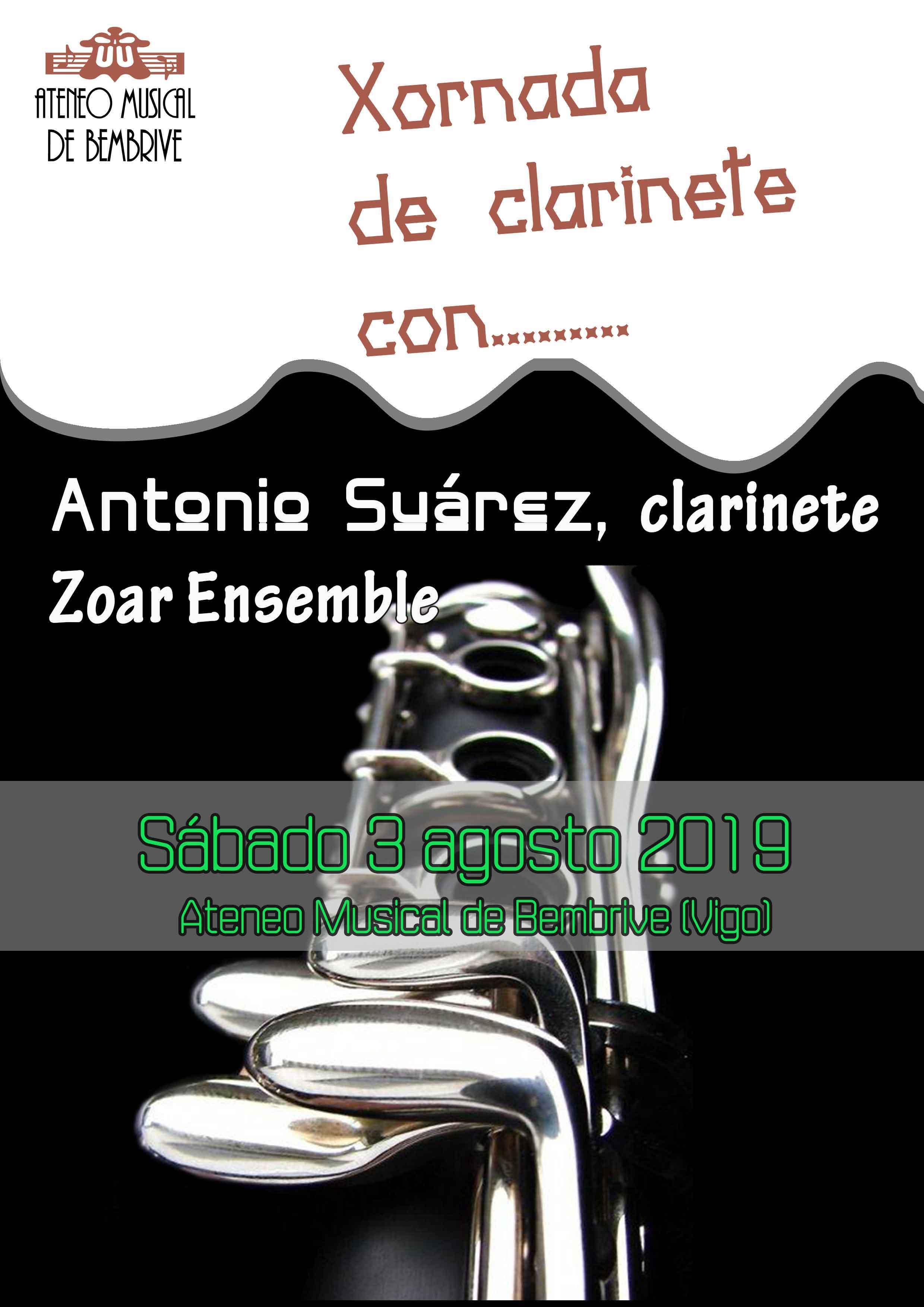 Jornada De Clarinete Ateneo 2019